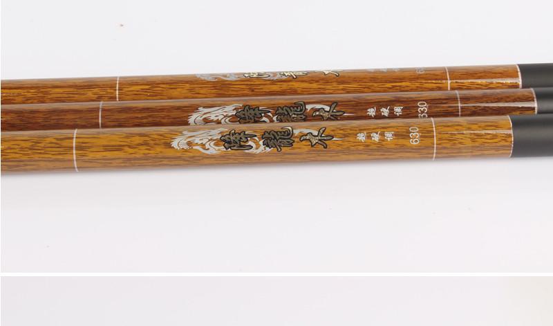 481b0efa2 Goture Telescópica Vara De Pesca De Fibra de Carbono 3.6-7.2 M Super Hard  Carp Fishing Pólo Córrego Pesca Rod