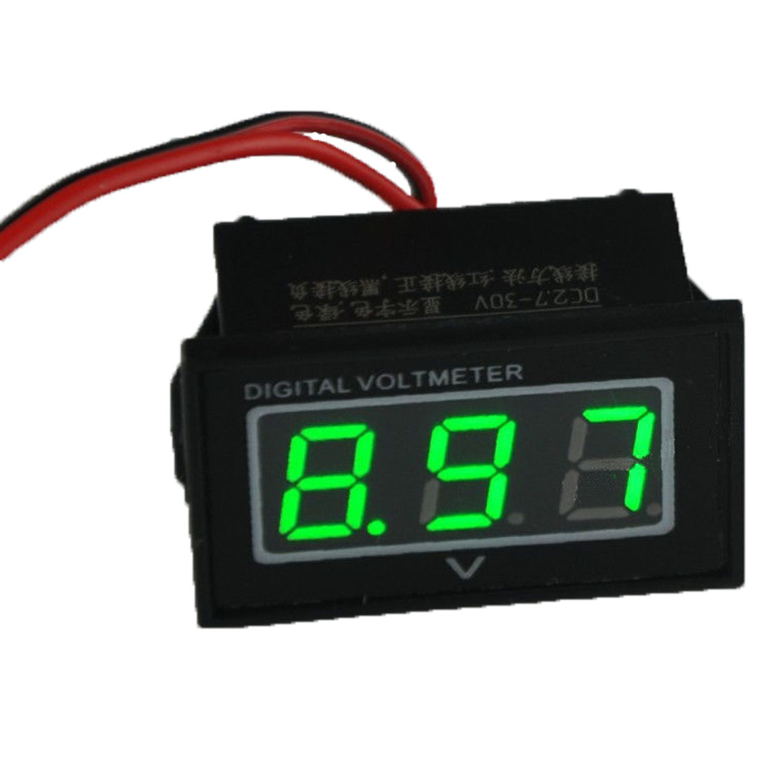 12 Volt Battery Monitor Gauges