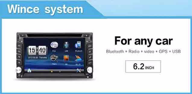 ⓪4 ядра Android 5.1 штатную DVD GPS плеер Автомобильные ...