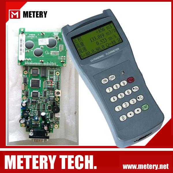 Handheld Ultrasonic Flow Meter