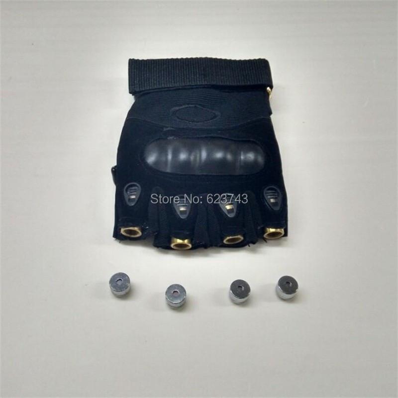 B96//18 Unisex Pulsera de Cuero Trenzado Crema con broche de presión 20cm-Paquete de 1