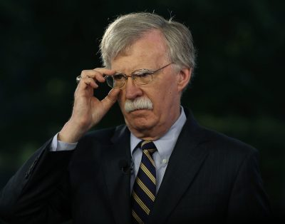 John Bolton and Mike Pompeo are headed for a clash – POLITICO