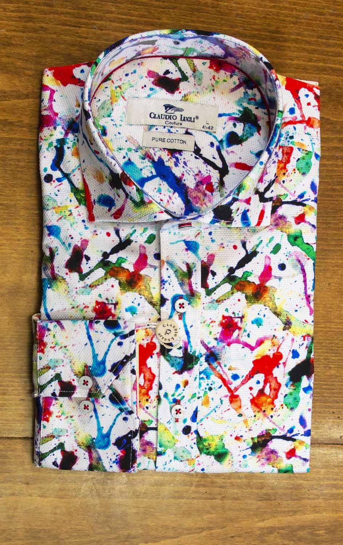 Sea Island Cotton Dress Shirts