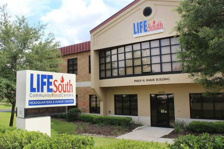 LifeSouth is a healthcare innovator right in Gainesville's ...
