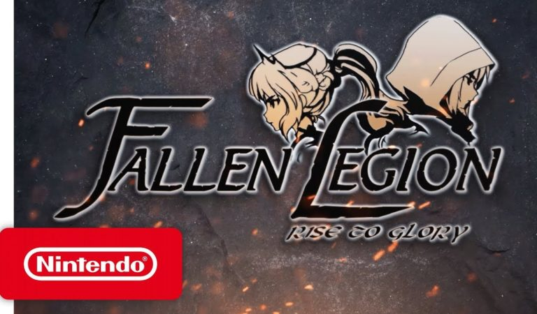 Analise Fallen Legion: Rise to Glory (Nintendo Switch)