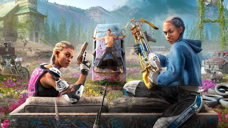 Veja os primeiros 30 minutos de gameplay de Far Cry New Dawn