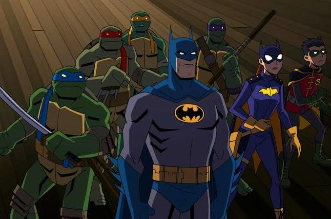 Batman vs. Teenage Mutant Ninja Turtles recebe o seu primeiro trailer