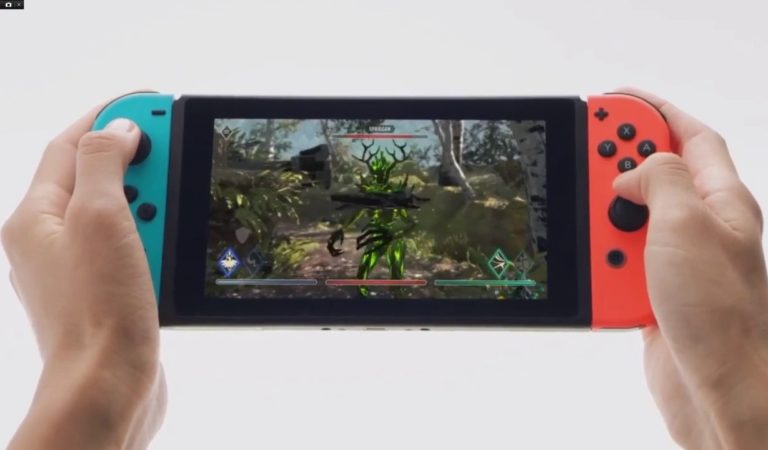 E3 2019 | Elder Scroll Blade chegará ao Nintendo Switch no final do ano