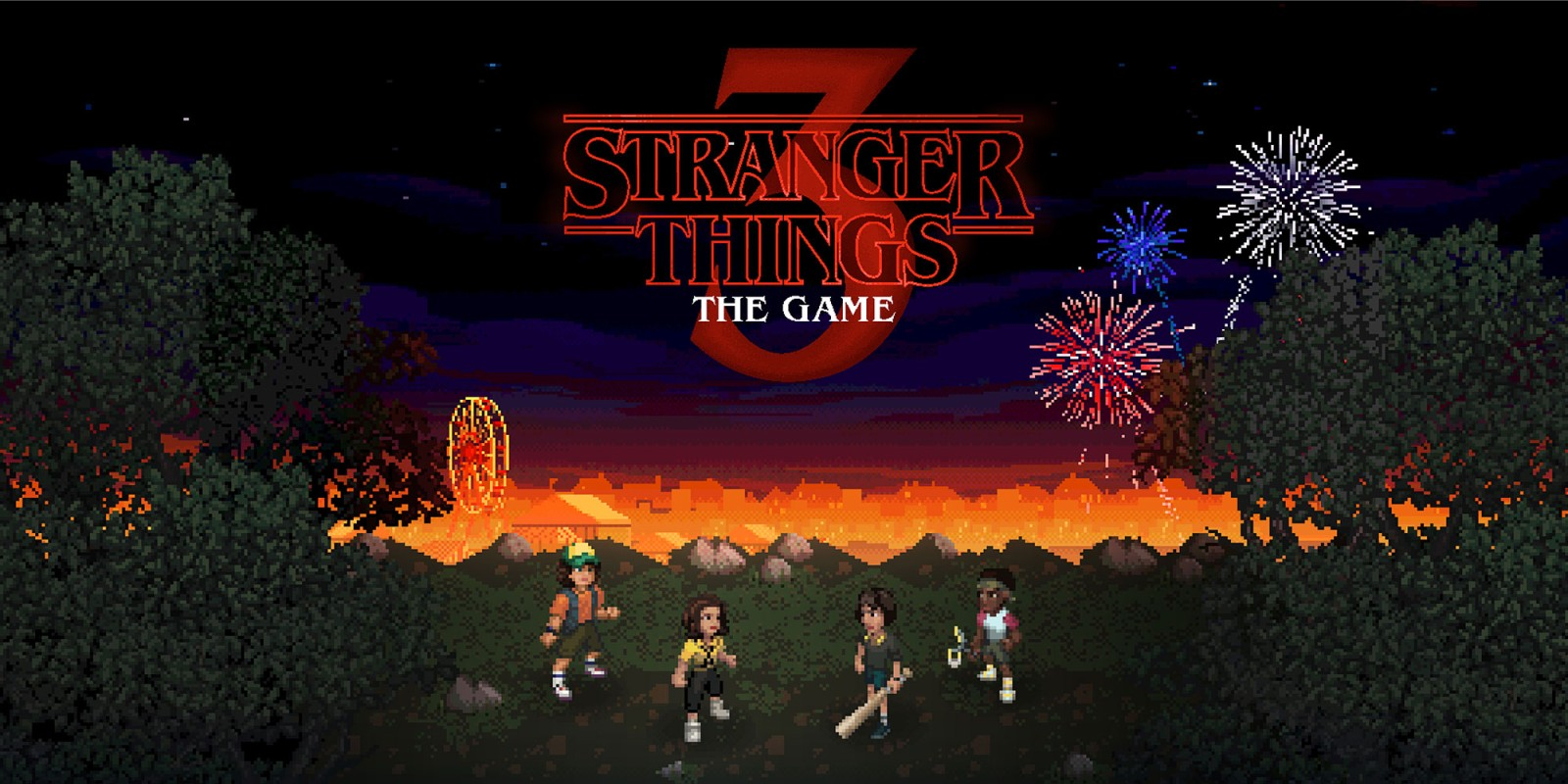 Stranger Thing 3 - Análise/Review para Nintendo Switch (Sem Spoiler)