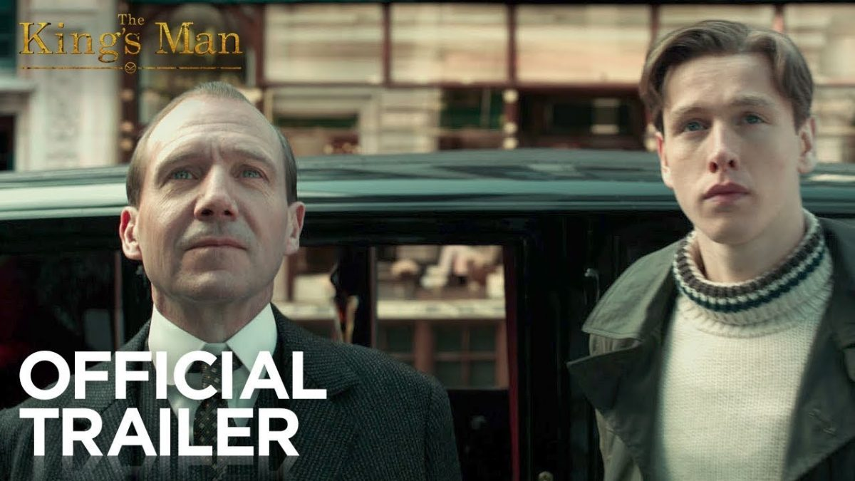 Confira o primeiro trailer de The King's Man, prequel de Kingsman
