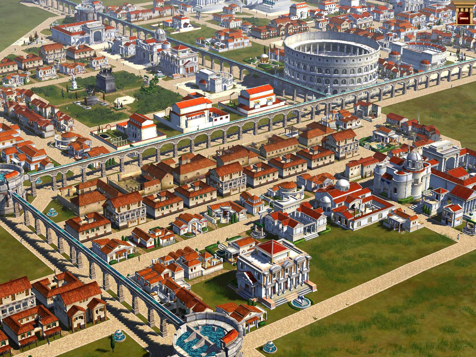 Of Walkers and Men and Women   City Building by Design   Game Wisdom CaesarIV061 560x200 Of Walkers and Men and Women   City Building by Design