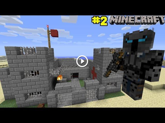 Base Minecraft Survival Military