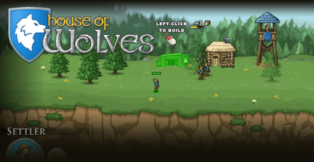 House of Wolves   Play on Armor Games