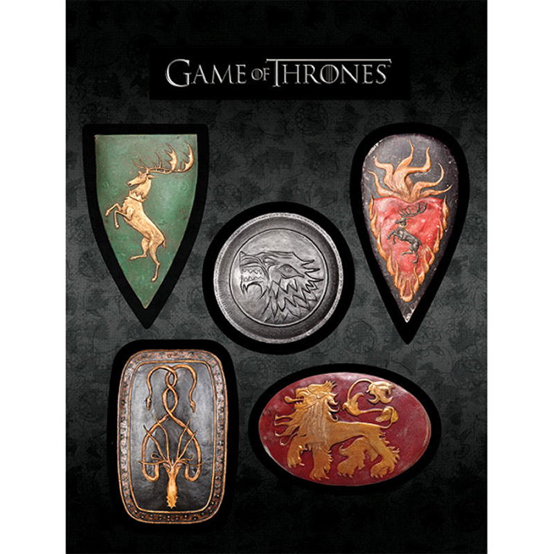 Game Thrones Magnets