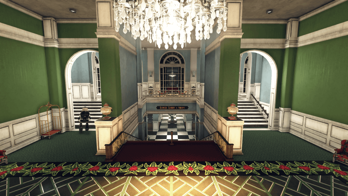The Whitespring Resort The Vault Fallout Wiki