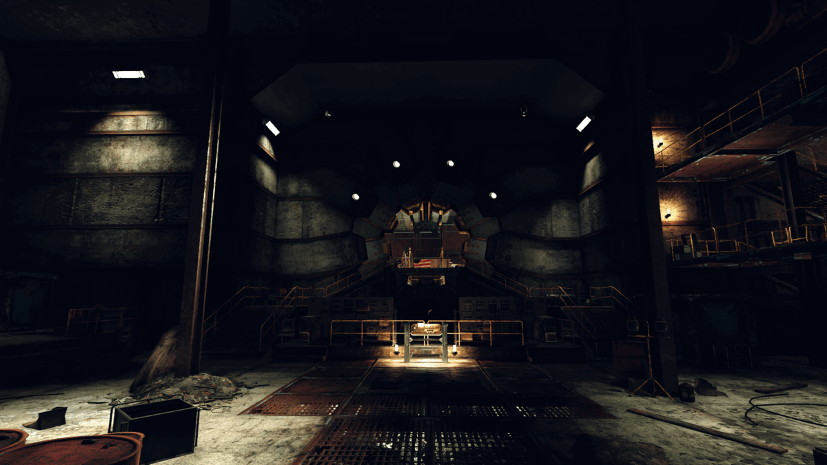 The Whitespring Bunker The Vault Fallout Wiki