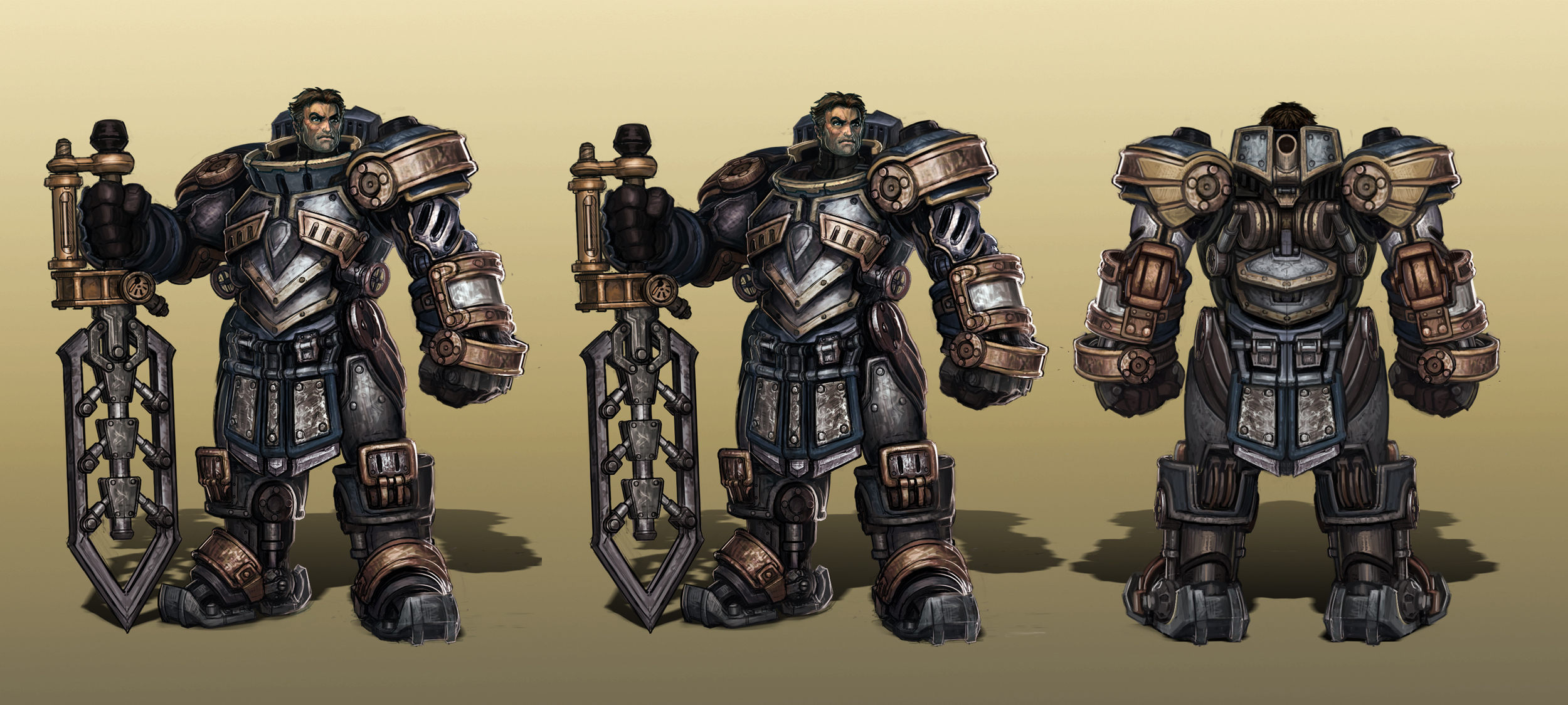 steel legion garen - HD 1920×863