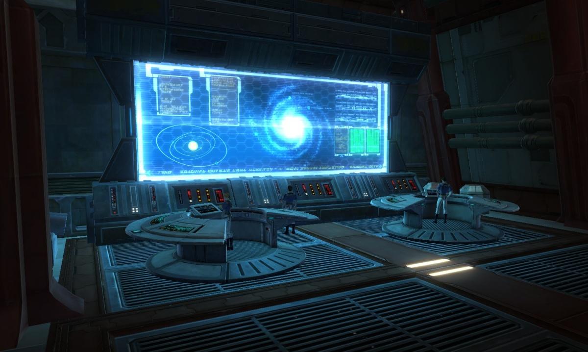 Republic Command Center Star Wars The Old Republic Wiki