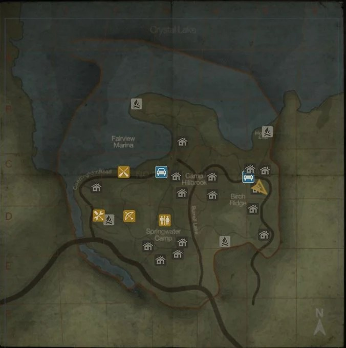 B Q Locations