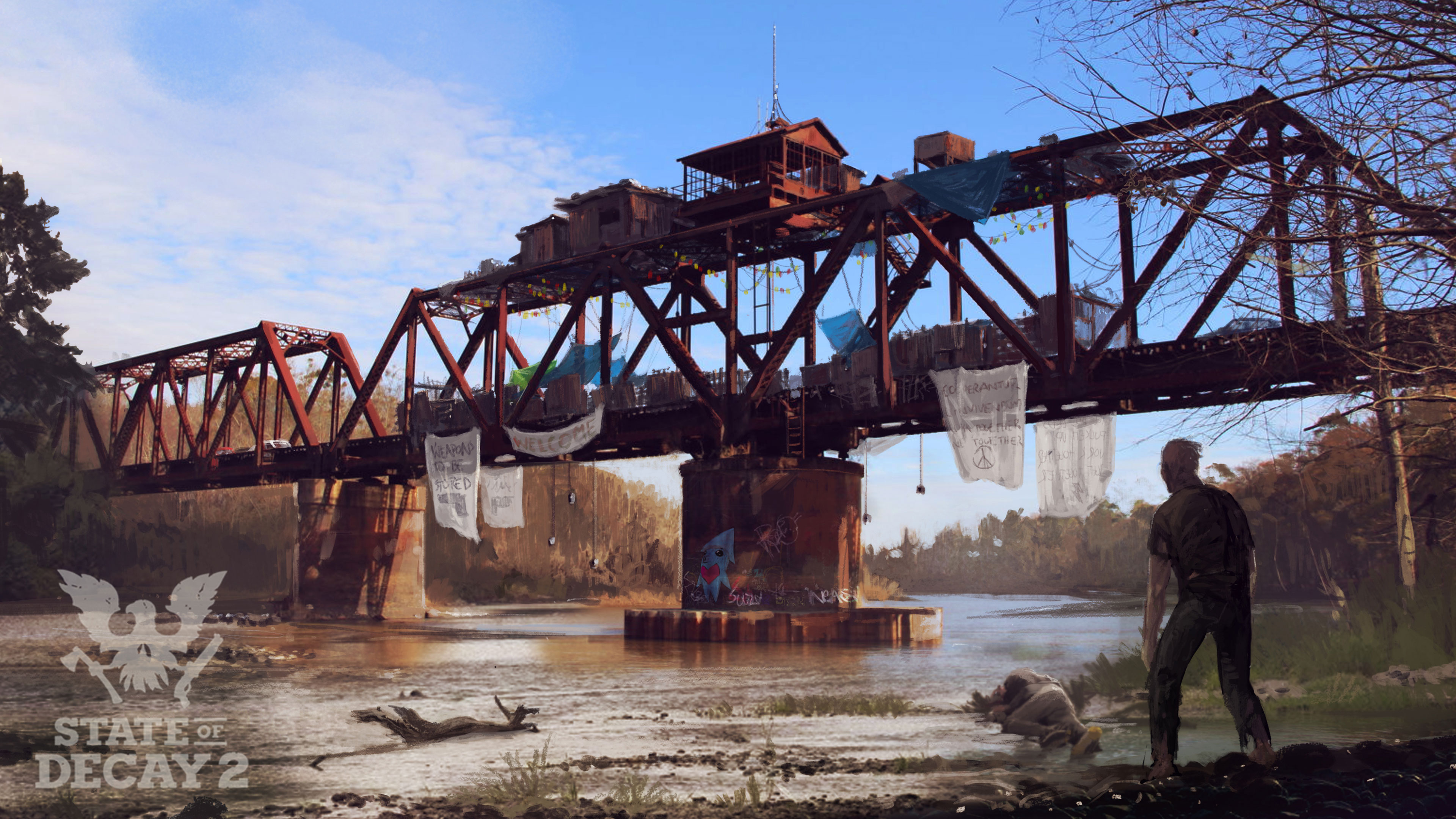 State of Decay 2   Map information State of Decay 2     Map information