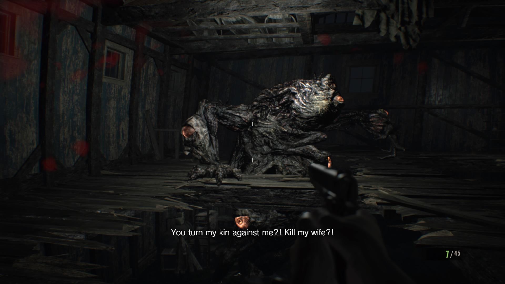 Resident Evil 4 Weapons