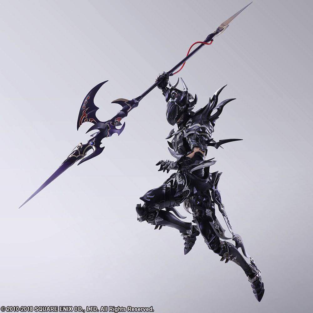 New FFXIV Merch Coming of Everyone's Favorite Dragoon ...