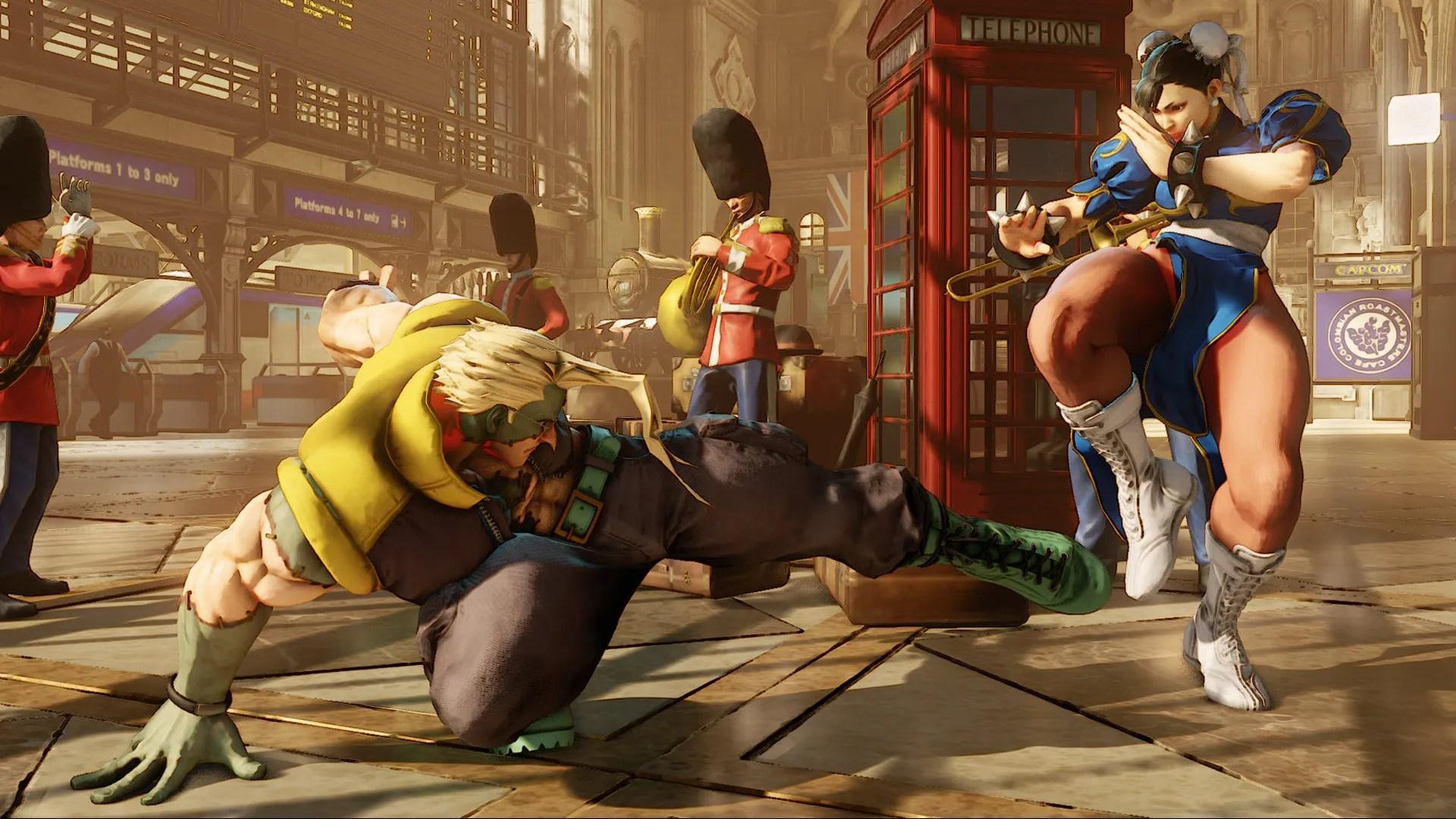 street fighter games - HD1920×1080