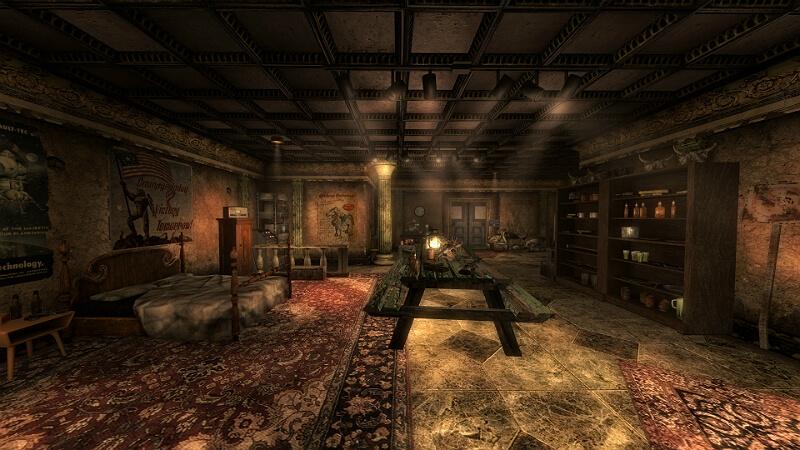 Fallout House Themes