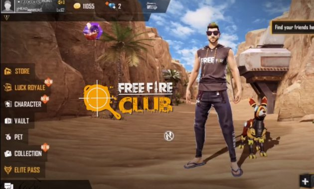 Cara Download Free Fire Max Apk Beta Terbaru