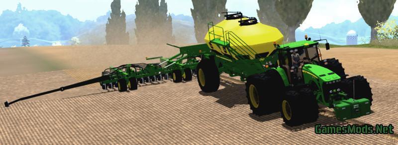 John Game Deere 2013 Farming