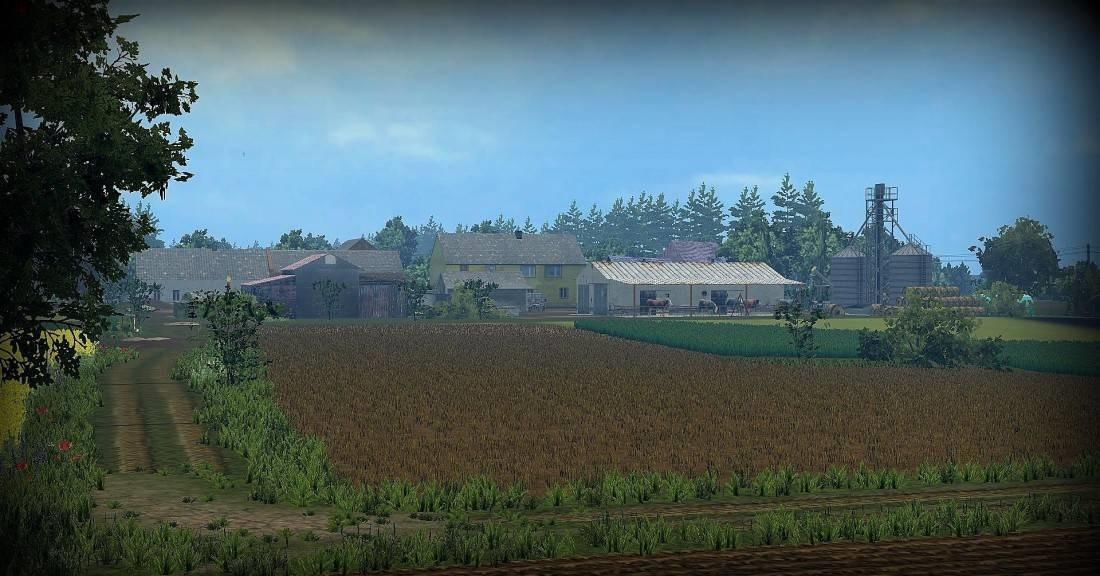 Polish Small Village V2 Edit 187 Gamesmods Net Fs19 Fs17