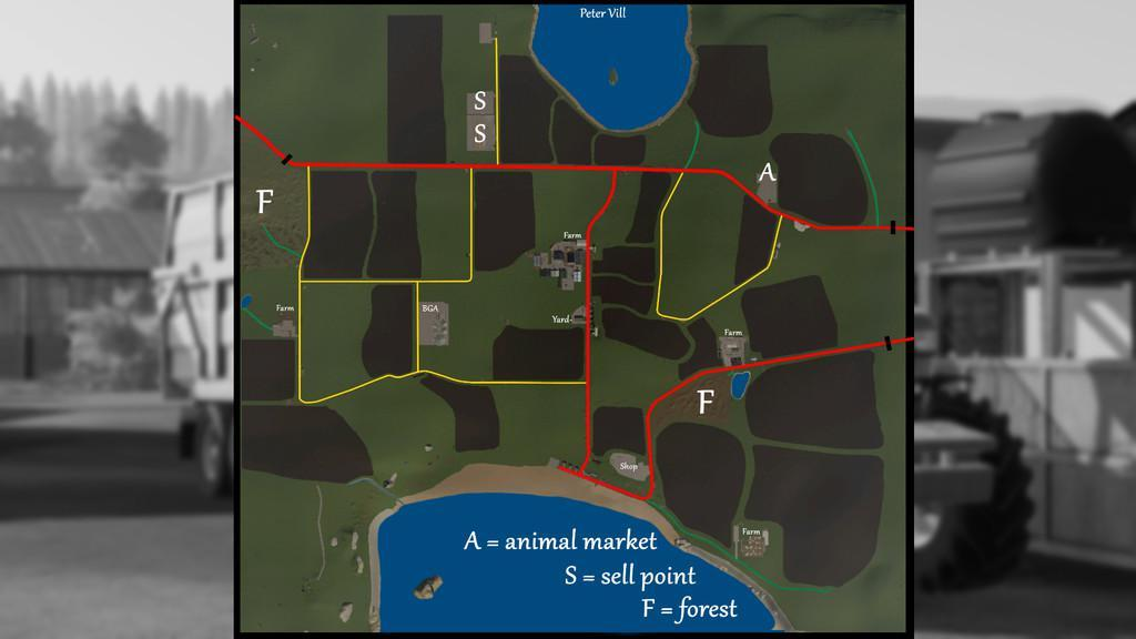 Petervill Farm V1 0 0 0 187 Gamesmods Net Fs19 Fs17 Ets