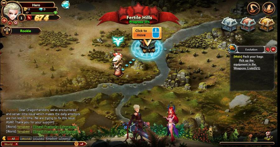 Reviews on New Browser Game Dragon Atlas   News about games on web Browser Game Dragon Atlas