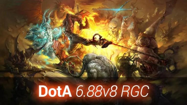 dota 6 88v8 rgc download free map download warcraft 3 tools dota 6 88v8 rgc download