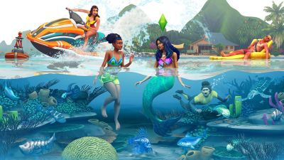 The Sims 4: Island Living Leaked, First Screenshots and ...