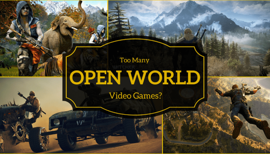 Do Open World Games Suck    Gaming Central Do Open World Games Suck