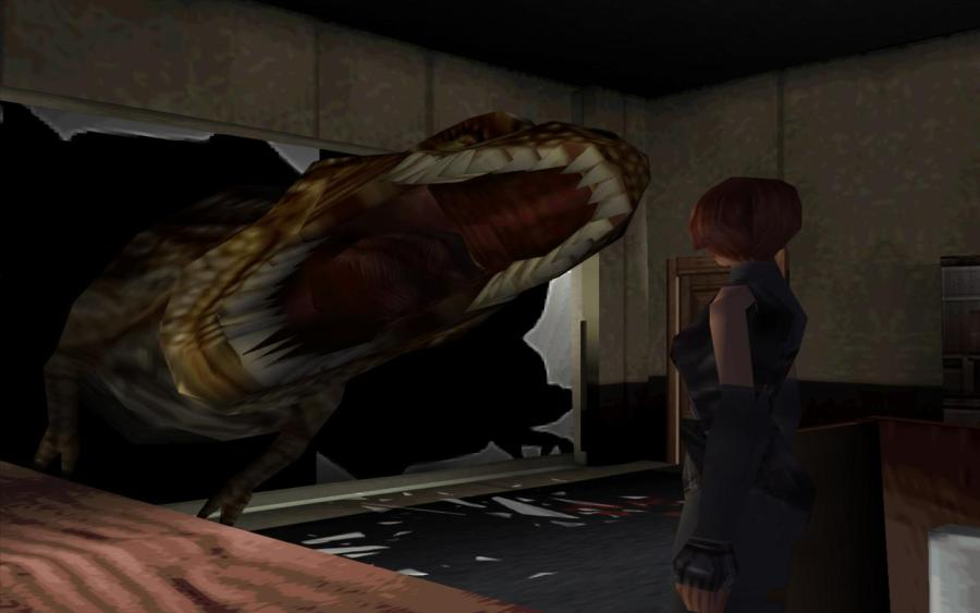 Podcast  Dino Crisis 1   2 Game Club   Gaming History 101 dc post