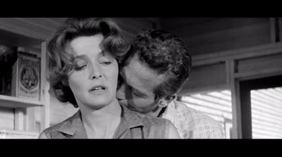 Hud (1963)   Garbo Laughs