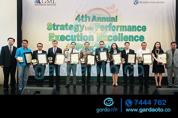 PT Asuransi Astra Buana ; The Best in Insurance Industry