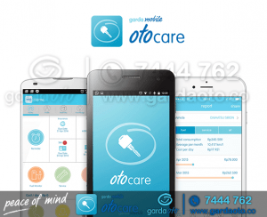 Garda Mobile Otocare Peace Of Mind In Your Pocket