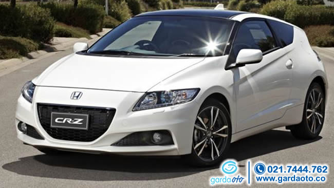 Simulasi Asuransi Garda Oto : HONDA CRZ ALL NEW AT