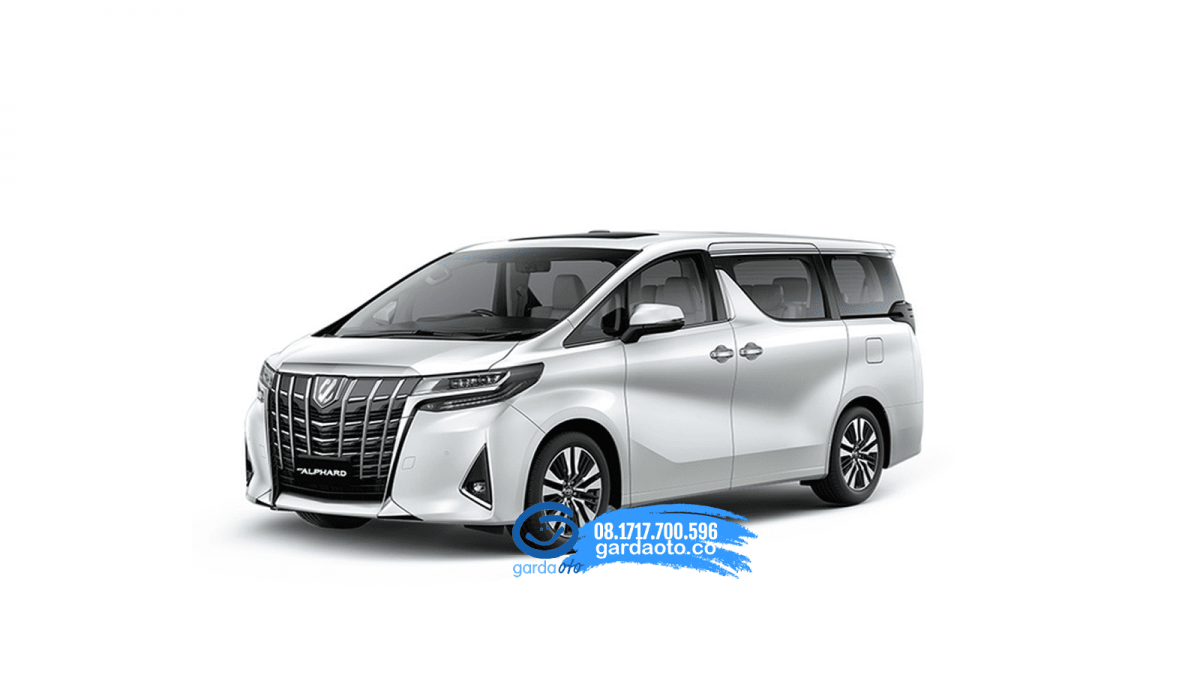 SIMULASI ASURANSI GARDA OTO TOYOTA ALPHARD ALL NEW 2.5 S AUDIOLESS SIDIKALANG