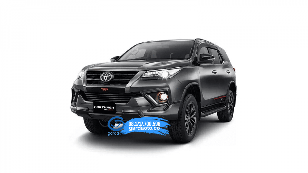 SIMULASI ASURANSI GARDA OTO TOYOTA FORTUNER ALL NEW 2.4 G LUX A/T PANDEGLANG