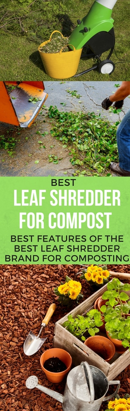 Best Leaf Shredder Mulcher