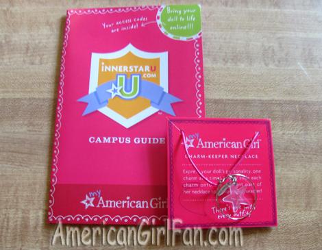 My American Girl Innerstar University Campus Guide