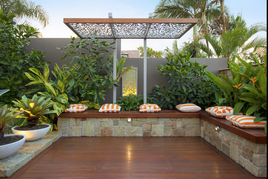 Outdoor Living Spaces Small Ideas
