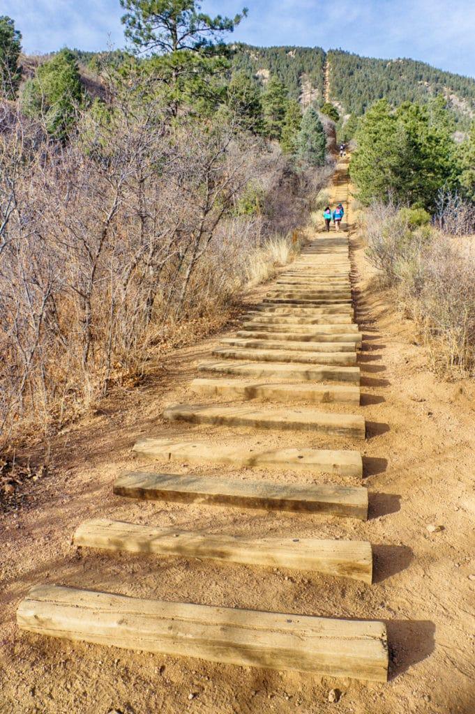 Ties Steps Railroad Using Build