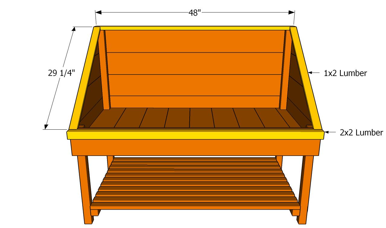 How Build Garden Cold Frame