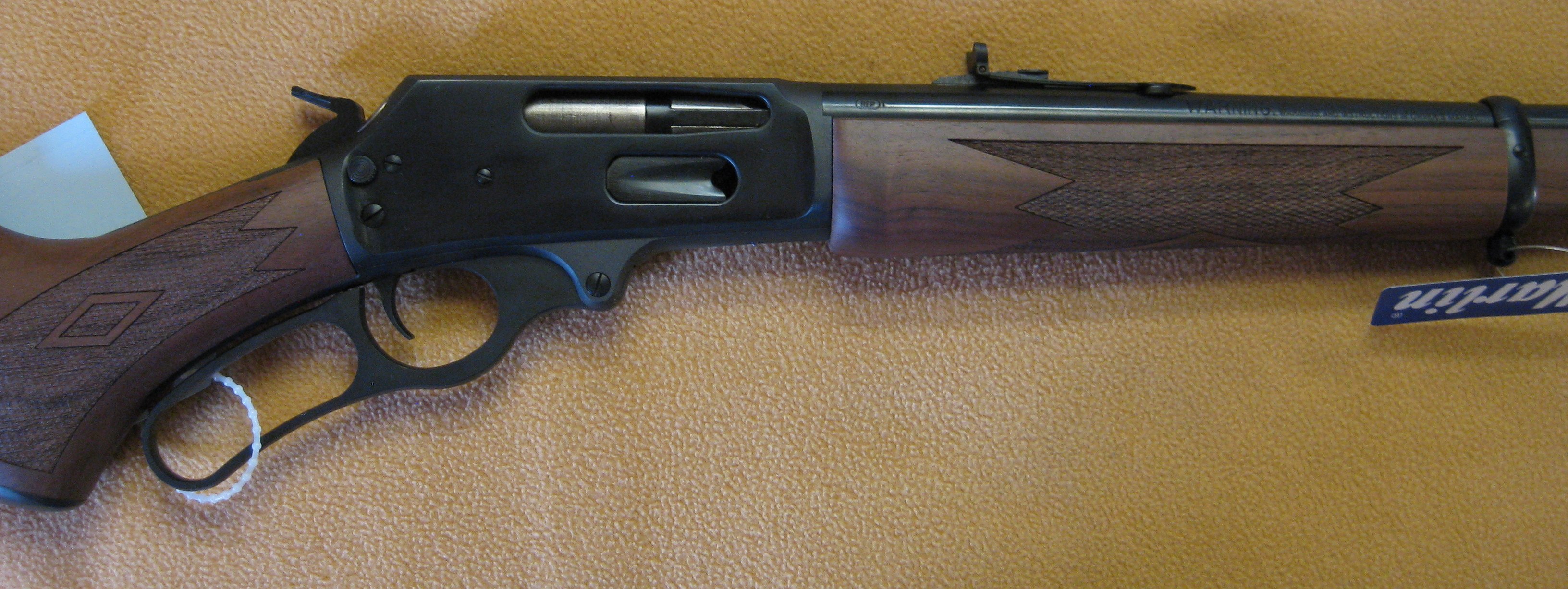 Bullpup 22 Stock Marlin