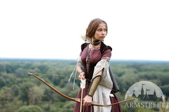 Pink Archery Arm Guard